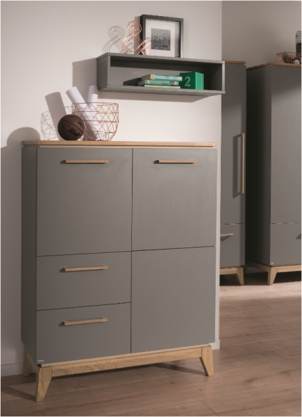 Paidi Highboard Sten 1275599