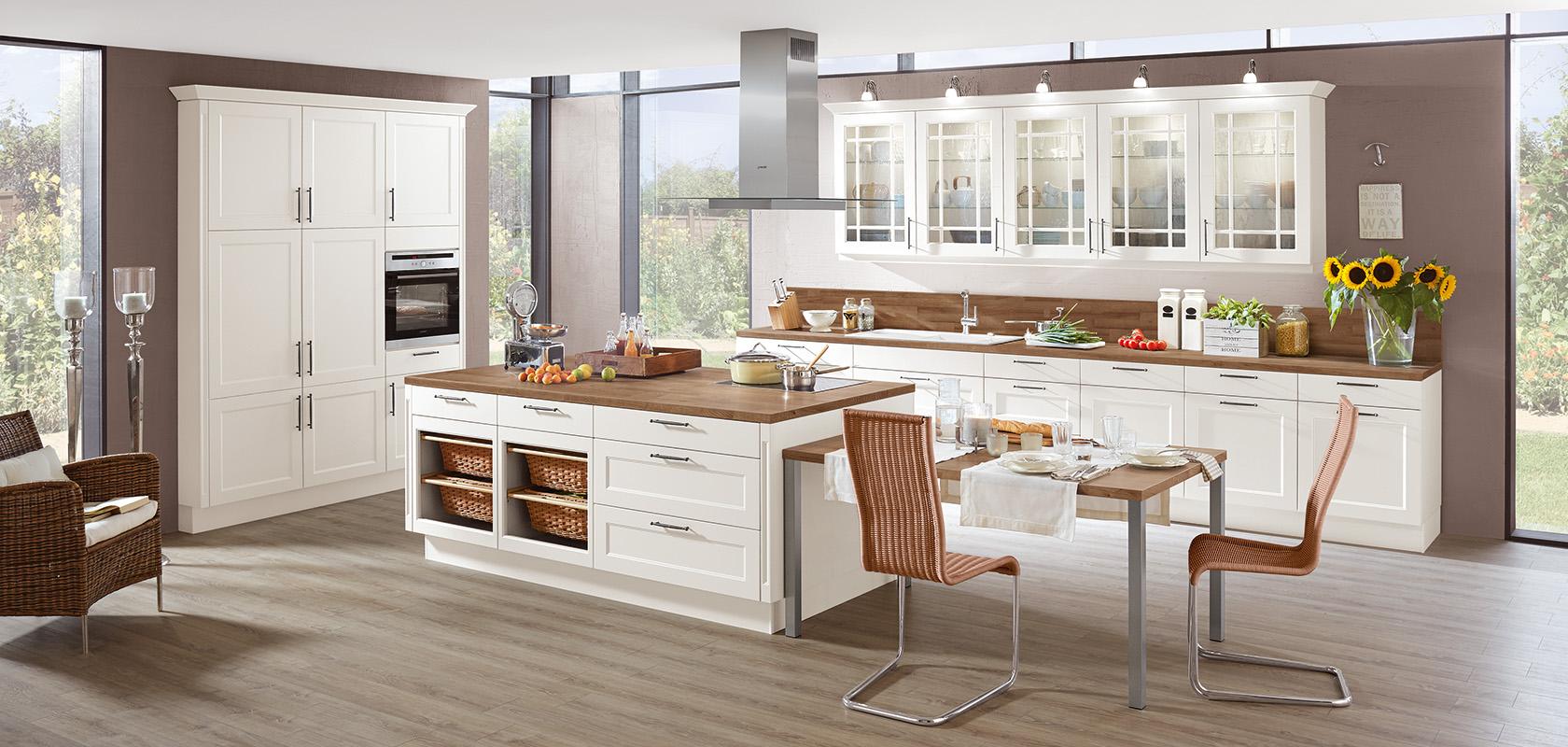 Nobilia - Küche Chalet 885 | Küchenzeilen | Küchen | KÜCHE | der ...