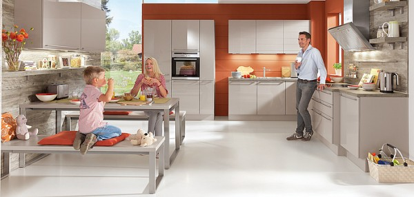 Nobilia - Küche Focus 467