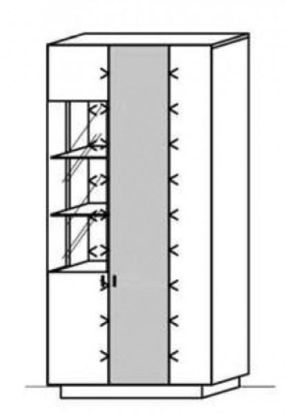 Schröder Zermatt - Standelement - Nr. 6490