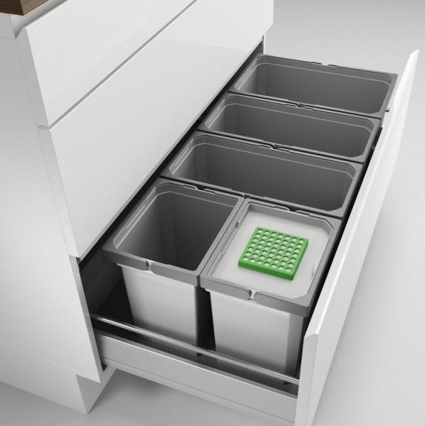 Naber Cox Box 275-S-1000-5 Bio Abfallsammler 8012471