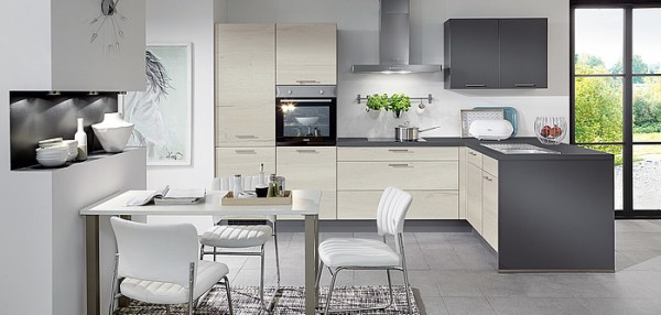 Nobilia - Küche Structura 401