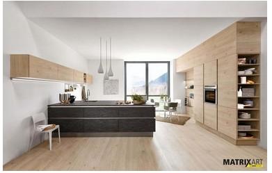 Nolte-Küchen - Küche Artwood/Stone