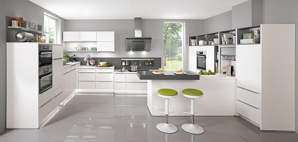 Nobilia - Küche Touch 332 | Küchenzeilen | Küchen | KÜCHE | der ...
