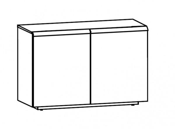 Voglauer V-Cube - Sideboard 128 - 2-türig - CS12T