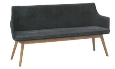 Gradel - Bank Larissa - 160 cm