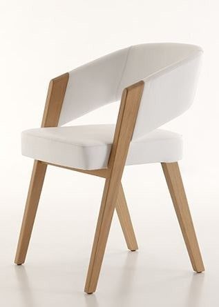 Decker-Möbelwerke - Sessel 100469 - PG 3 Chenille-Flachgewebe