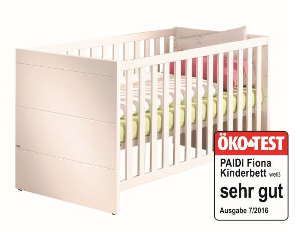 Paidi Kinderbett Fiona 1319041 | Babymöbel | Kinderzimmer | SCHLAFEN ...