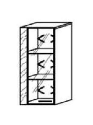Schröder Kitzalm Alpin - Hängeelement - Nr. 3115 Blende Almschroppung