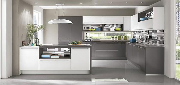 Nobilia - Küche Touch 334