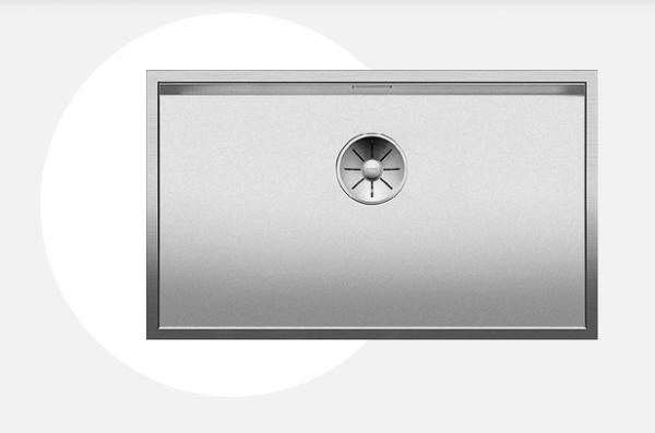 Blanco Zerox 700-IF Durinox Einbauspüle 523099