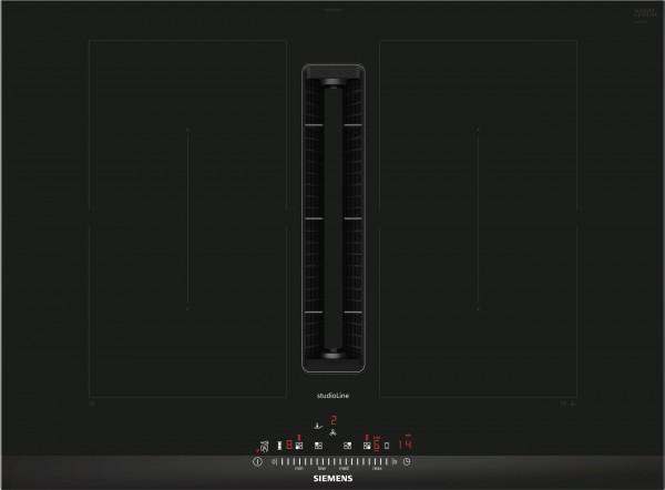 iQ500 Kochfeld mit Dunstabzug (Induktion) 70 cm ED777FQ25E - Studioline
