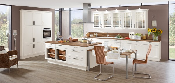 Nobilia - Küche Chalet 885