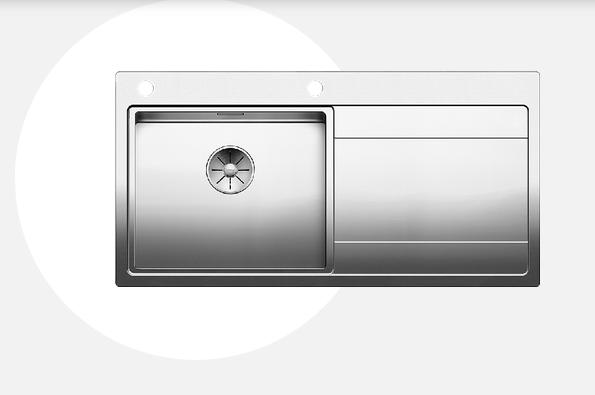 Blanco Divon II 5 S-IF Edition Einbauspüle