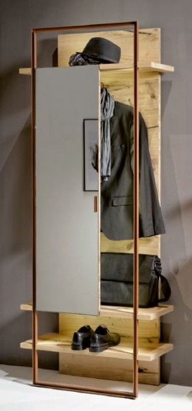 Bekannt Voglauer V-Cube - Garderobe mit Vorsatzspiegel - CGV80 SP94