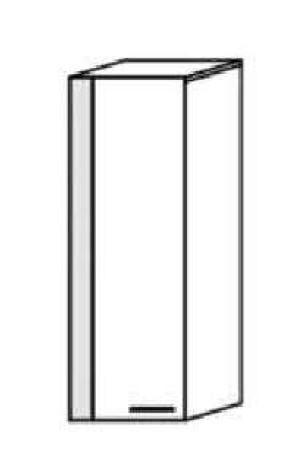 Schröder Kitzalm Alpin - Hängeelement - Nr. 4188 Blende Aluminium