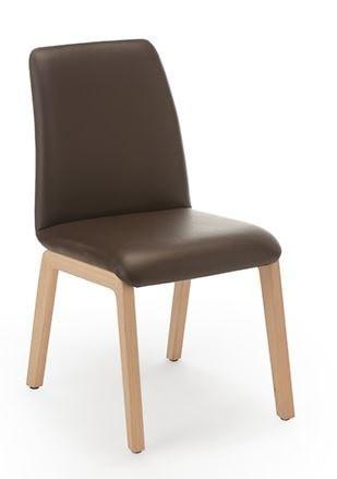 Decker-Möbelwerke - Stuhl 100465 - PG 5 Leder