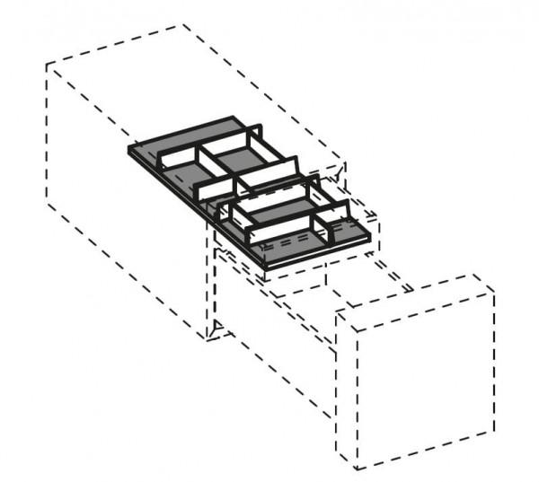 Voglauer V-Cube Zubehör - Variable Mehrzweckeinteilung - C-MZ80