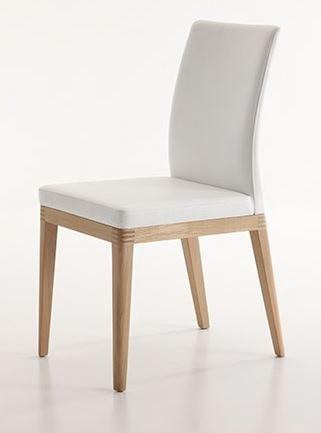 Decker-Möbelwerke - Stuhl 102455 - PG 5 Leder