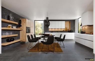 Nolte-Küchen - Küche Legno/Soft Lack