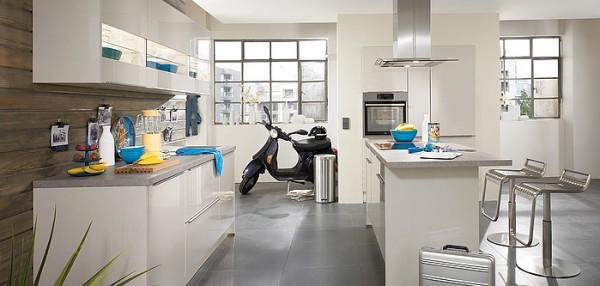 Nobilia - Küche Lux 838