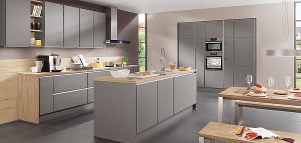Nobilia - Küche Laser 413 | Küchenzeilen | Küchen | KÜCHE | der ...