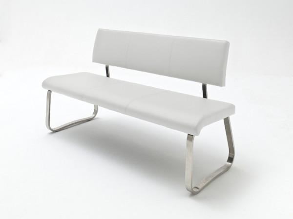 Mca Sitzbank Arco Lederoptik Weiß Ab2l10wx Polsterbänke