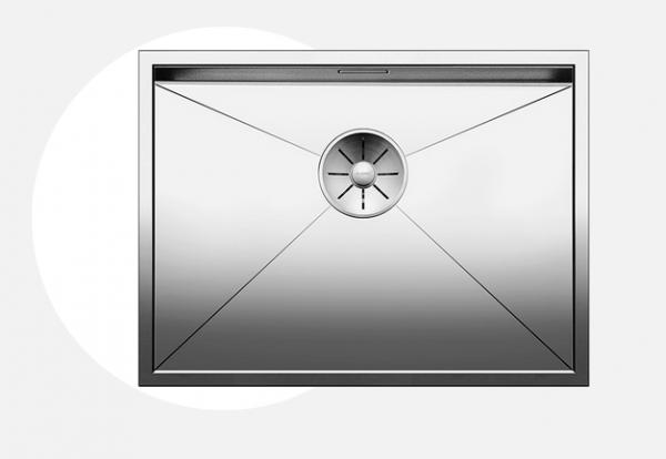Blanco Zerox 550-IF Einbauspüle 521590