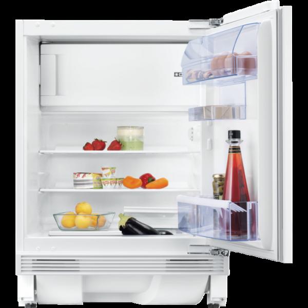 Zanker - KBU 12401 DK - integrierbarer Unterbau-Kühlschrank
