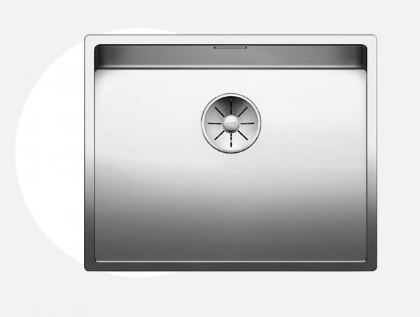 Blanco Claron XL 60-IF DampfgarPlus Einbauspüle 521595