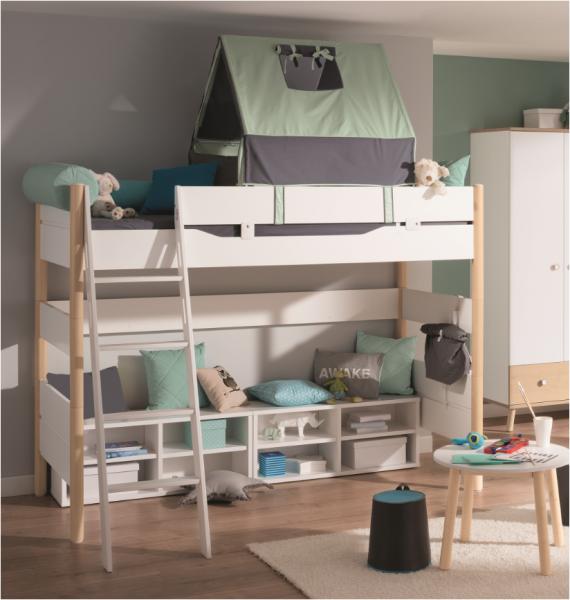 Paidi Spielbett Ylvie ( Höhe 160 cm ) | Bettgestelle | Betten ...